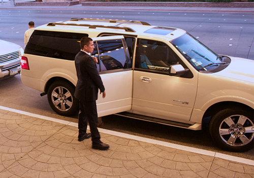 Executive Security Transportation